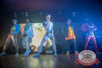 Quest Pistols: Club show, 18 ноября 2015 - Ресторан «Максимилианс» Красноярск - 01