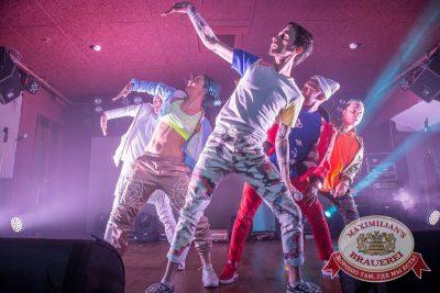 Quest Pistols: Club show, 18 ноября 2015 - Ресторан «Максимилианс» Красноярск - 02