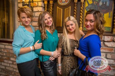 Quest Pistols: Club show, 18 ноября 2015 - Ресторан «Максимилианс» Красноярск - 05
