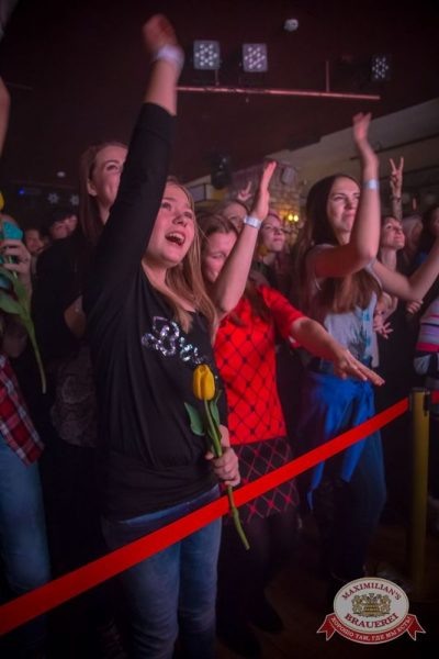 Quest Pistols: Club show, 18 ноября 2015 - Ресторан «Максимилианс» Красноярск - 21