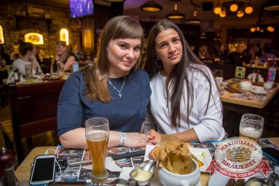 Вечеринка Euromix. Специальный гость: Serebro, 2 марта 2016 - Ресторан «Максимилианс» Красноярск - 30