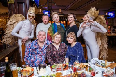 Вечеринка «Холостяки и холостячки», 8 февраля 2019 - Ресторан «Максимилианс» Красноярск - 40