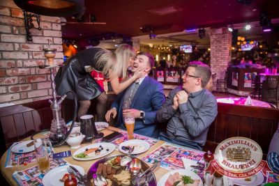 День святого Валентина, 13 февраля 2016 - Ресторан «Максимилианс» Красноярск - 23