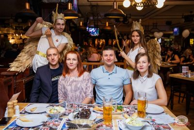 Вечеринка «Холостяки и холостячки», 12 октября 2019 - Ресторан «Максимилианс» Красноярск - 38
