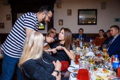 Вечеринка Love Power, 11 октября 2019 - Ресторан «Максимилианс» Красноярск - 12