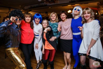 Вечеринка «Ретро FM», 13 декабря 2019 - Ресторан «Максимилианс» Красноярск - 43
