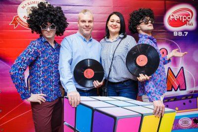 «Вечеринка Ретро FM», 17 января 2020 - Ресторан «Максимилианс» Красноярск - 2