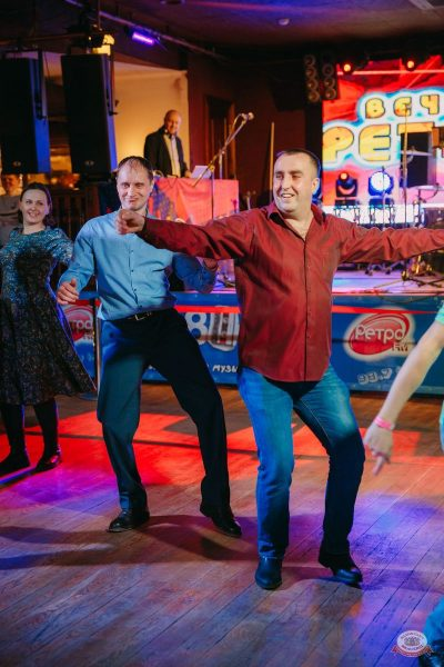 «Вечеринка Ретро FM», 17 января 2020 - Ресторан «Максимилианс» Красноярск - 22
