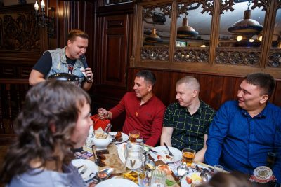 Вечеринка «Ретро FM», 22 ноября 2019 - Ресторан «Максимилианс» Красноярск - 15