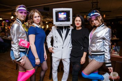 Вечеринка «Ретро FM», 22 ноября 2019 - Ресторан «Максимилианс» Красноярск - 30