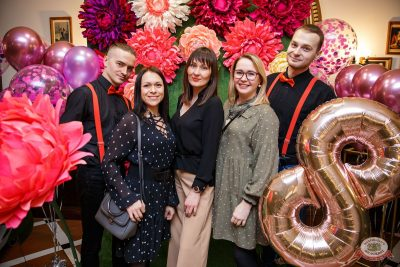 Международный женский день, 7 марта 2020 - Ресторан «Максимилианс» Красноярск - 10