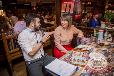 Международный женский день, 7 марта 2016 - Ресторан «Максимилианс» Красноярск - 11