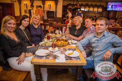 Юлия Савичева, 29 октября 2015 - Ресторан «Максимилианс» Красноярск - 09