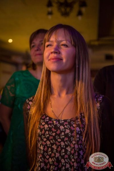 Юлия Савичева, 29 октября 2015 - Ресторан «Максимилианс» Красноярск - 24