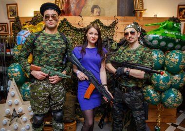 День защитника Отечества, 23февраля2019