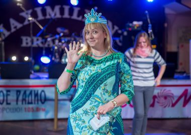 «Октоберфест-2016»: конкурс «Мисс Бавария», 29сентября2016