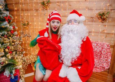 Письмо Деду Морозу: репетиция Нового года, 8декабря2017