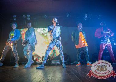 Quest Pistols: Clubshow, 18ноября2015