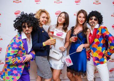 Вечеринка «Ретро FM», 17августа2018