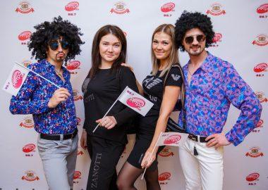 «Вечеринка Ретро FM», 14сентября2018
