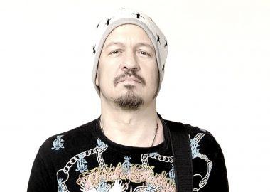Алексей Белов, лидер группы Gorky Park