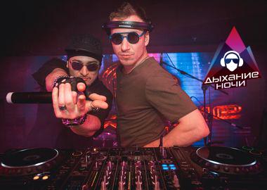 «Дыхание ночи»: Dj Alexey Manuilov и MC HAM