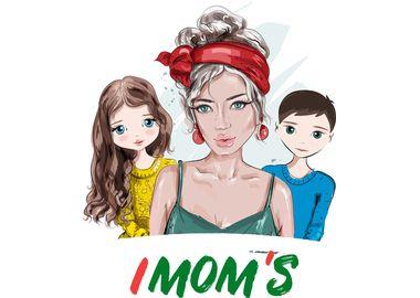 Квиз I'MOMS
