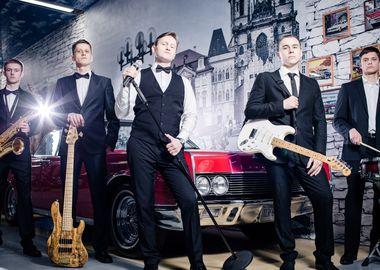 Кавер-группа Bulgakov Band