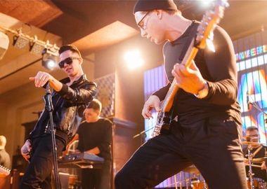Кавер-группа Freshband