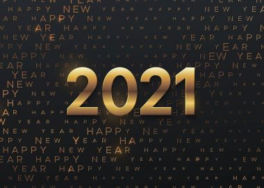 Новый год в ресторане 2021