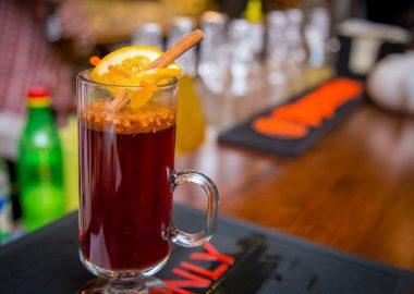 Глинтвейн —самый зимний коктейль