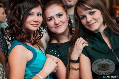 Би-2 в «Максимилианс» Челябинск, 17 октября 2013 - Сеть ресторанов «Максимилианс» - 27