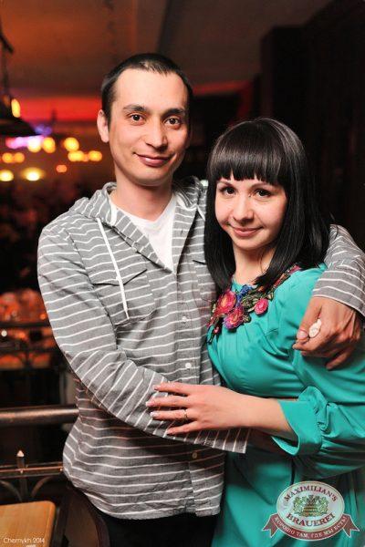 Би-2 в «Максимилианс» Уфа, 26 марта 2014 - Сеть ресторанов «Максимилианс» - 06