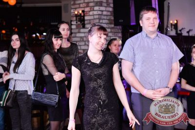 Чичерина в «Максимилианс» Красноярск, 16 февраля 2017 - Сеть ресторанов «Максимилианс» - 21