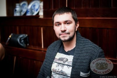 Dan Balan в «Максимилианс» Челябинск, 28 ноября 2013 - Сеть ресторанов «Максимилианс» - 08
