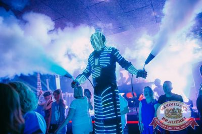 «Дыхание ночи»: Record White Party. Dj Nejtrino в «Максимилианс» Красноярск, 16 июня 2018 - Сеть ресторанов «Максимилианс» - 52