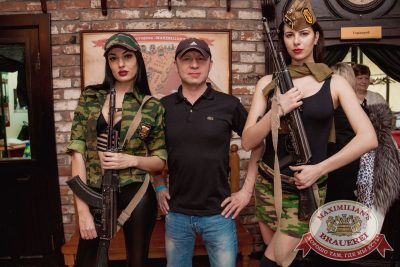 День защитника Отечества в «Максимилианс» Самара, 23 февраля 2017 - Сеть ресторанов «Максимилианс» - 10