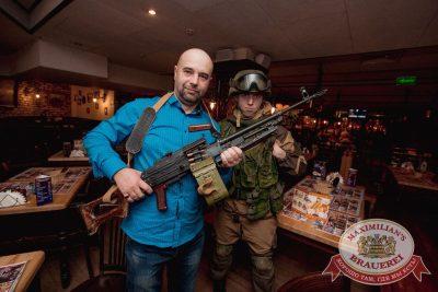 День защитника Отечества в «Максимилианс» Самара, 23 февраля 2017 - Сеть ресторанов «Максимилианс» - 56