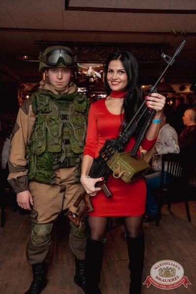 День защитника Отечества в «Максимилианс» Самара, 23 февраля 2017 - Сеть ресторанов «Максимилианс» - 57