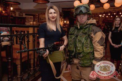 День защитника Отечества в «Максимилианс» Самара, 23 февраля 2017 - Сеть ресторанов «Максимилианс» - 58