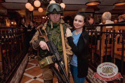 День защитника Отечества в «Максимилианс» Самара, 23 февраля 2017 - Сеть ресторанов «Максимилианс» - 59