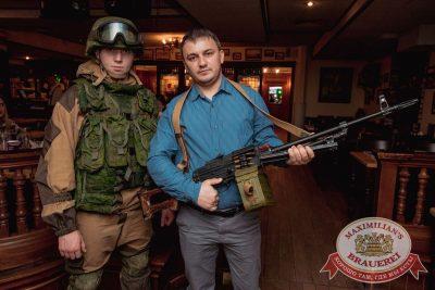 День защитника Отечества в «Максимилианс» Самара, 23 февраля 2017 - Сеть ресторанов «Максимилианс» - 60