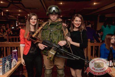 День защитника Отечества в «Максимилианс» Самара, 23 февраля 2017 - Сеть ресторанов «Максимилианс» - 61