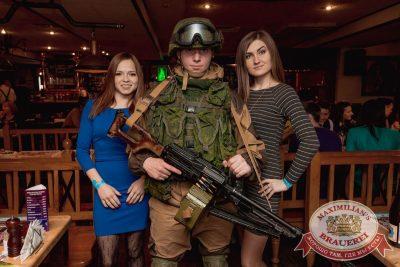 День защитника Отечества в «Максимилианс» Самара, 23 февраля 2017 - Сеть ресторанов «Максимилианс» - 62