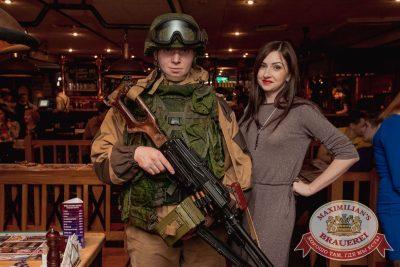 День защитника Отечества в «Максимилианс» Самара, 23 февраля 2017 - Сеть ресторанов «Максимилианс» - 63