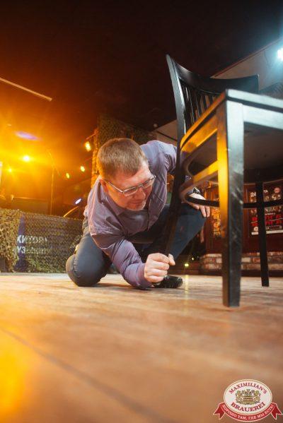 День защитника Отечества в «Максимилианс» Екатеринбург, 23 февраля 2018 - Сеть ресторанов «Максимилианс» - 00039