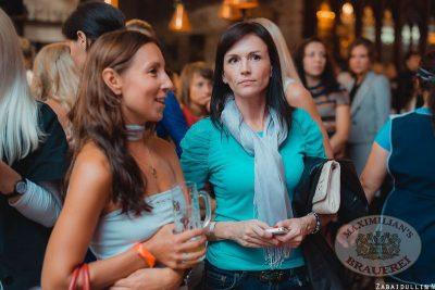 Ева Польна в «Максимилианс» Челябинск, 9 августа 2013 - Сеть ресторанов «Максимилианс» - 06
