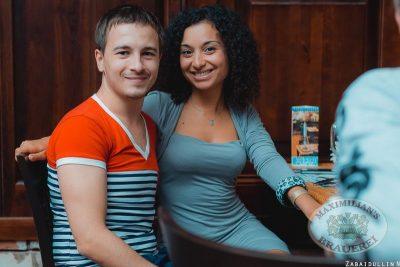 Ева Польна в «Максимилианс» Челябинск, 9 августа 2013 - Сеть ресторанов «Максимилианс» - 07