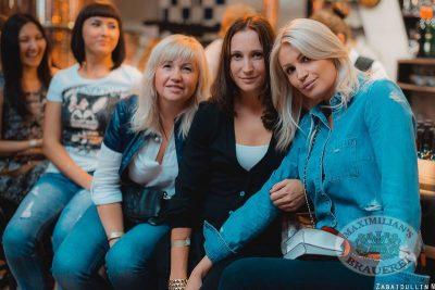 Ева Польна в «Максимилианс» Челябинск, 9 августа 2013 - Сеть ресторанов «Максимилианс» - 08