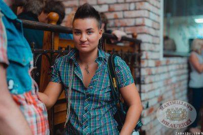 Ева Польна в «Максимилианс» Челябинск, 9 августа 2013 - Сеть ресторанов «Максимилианс» - 17